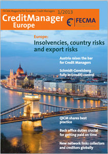 CreditManager Europe 2013/01