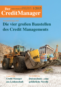 Der CreditManager 2015/01