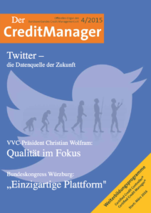 Der CreditManager 2015/04