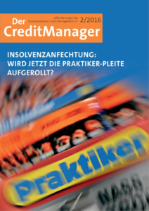 Der CreditManager 2016/02