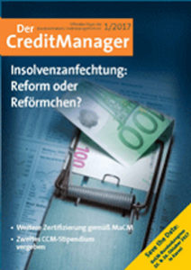 Der CreditManager 2017/01